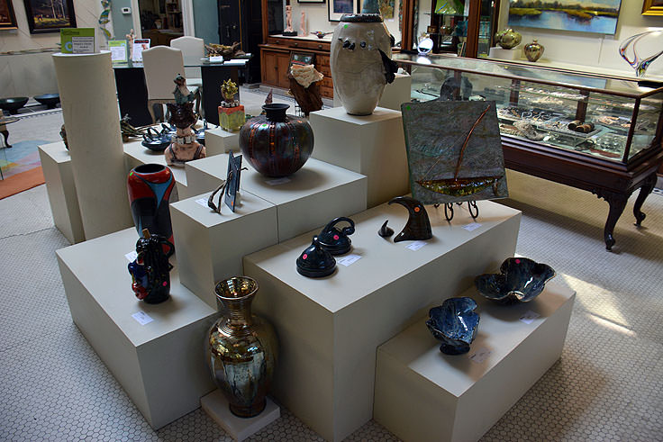 Art for sale at Baxters Gallery in New Bern, NC