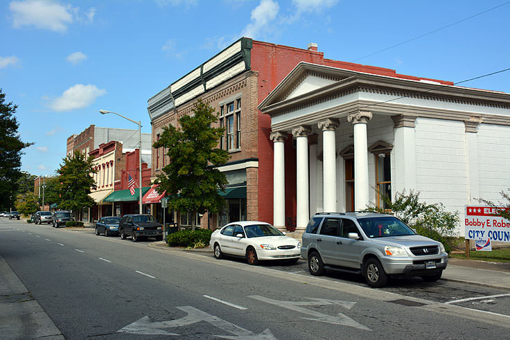 Downtown Washington, NC