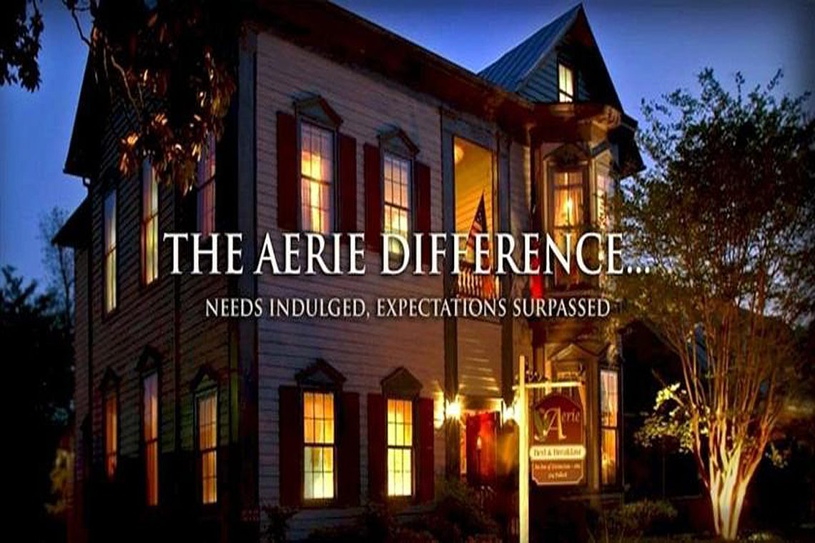 The Aerie Bed and Breakfast