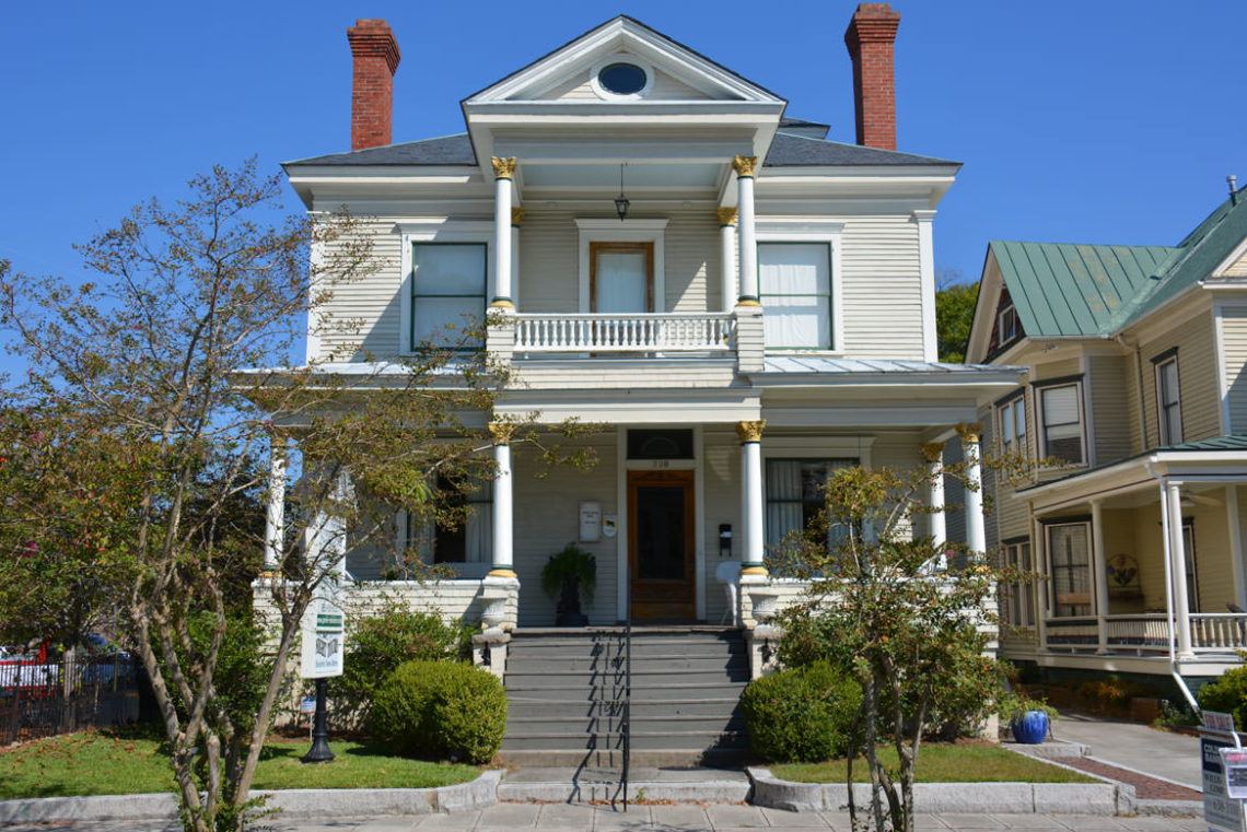 Jarvis Mansion