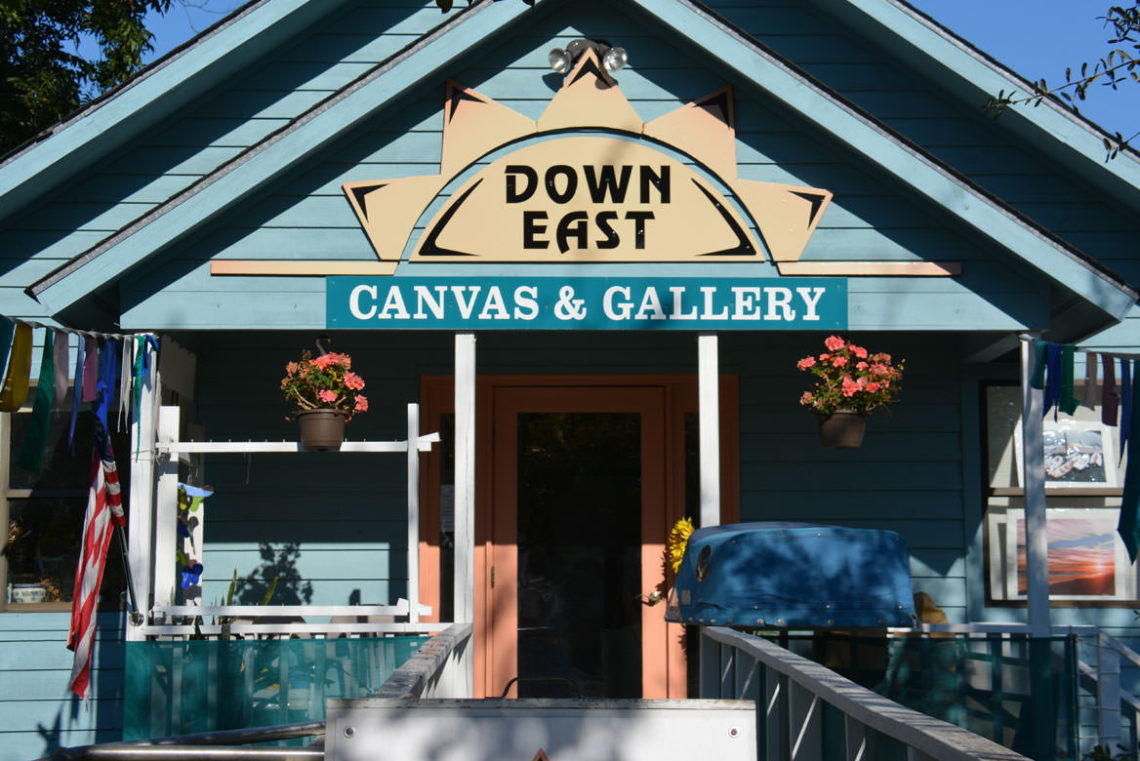 Down East Canvas and Gallery