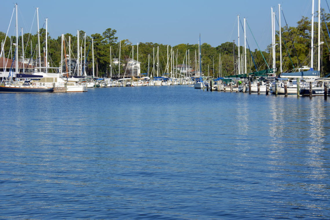 Whittaker Creek Yacht Harbor Marina